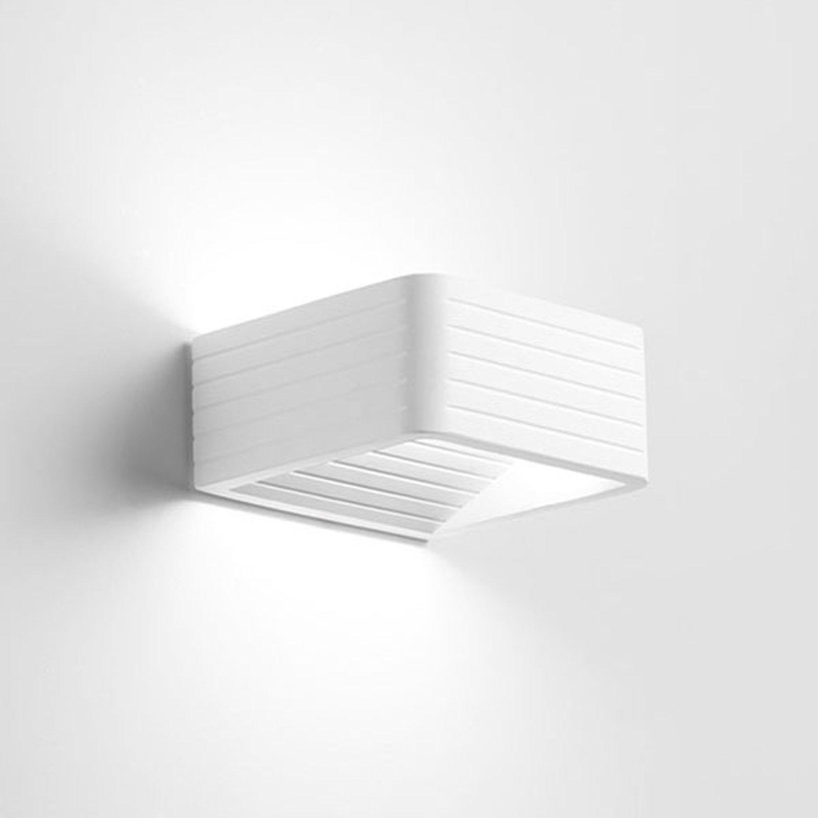 LED-vegglampe Limera 12,5 cm bred