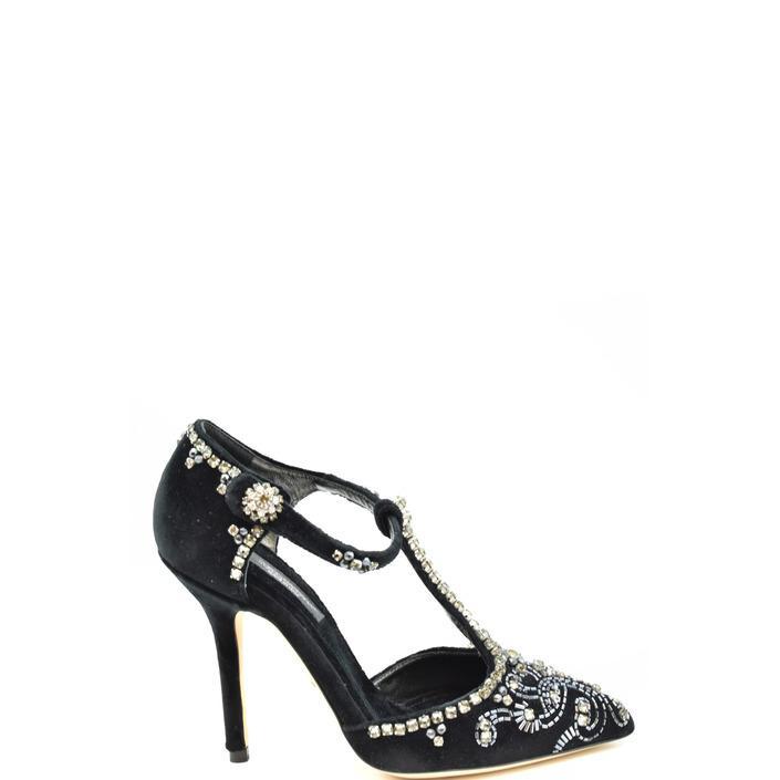 Dolce & Gabbana Women's Pumps Black 186051 - black 36