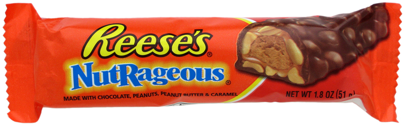 Reeses Nutrageous 47gram