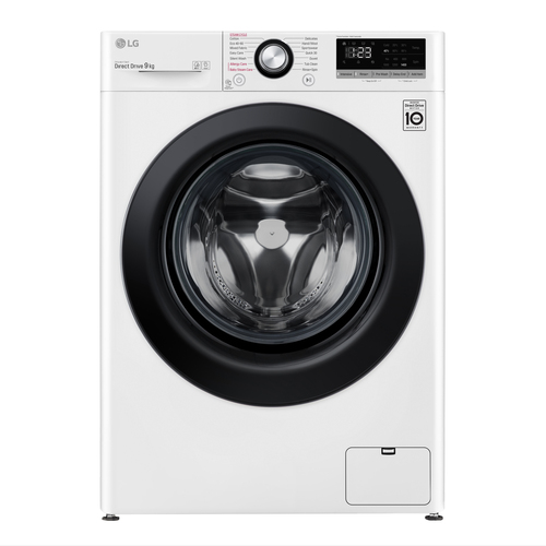 Lg F4wv409s3w Tvättmaskin - Vit