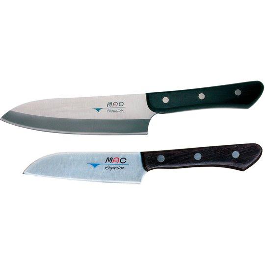 MAC Superior Knivset 2 st