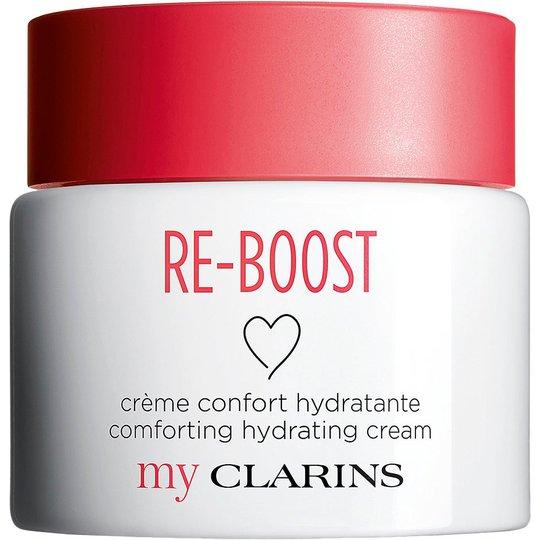 My Clarins Re-Boost Comforting Hydrating Cream, 50 ml My Clarins Päivävoiteet