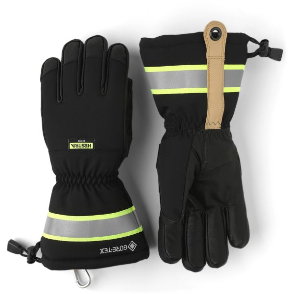 Hestra Job GORE-TEX Pro Arbeidshansker snølås, refleks 8