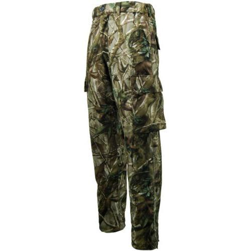 """Game Technical Apparel Unisex Waterproof Trousers Multicolor Stealth - Passion Green 30"""""""