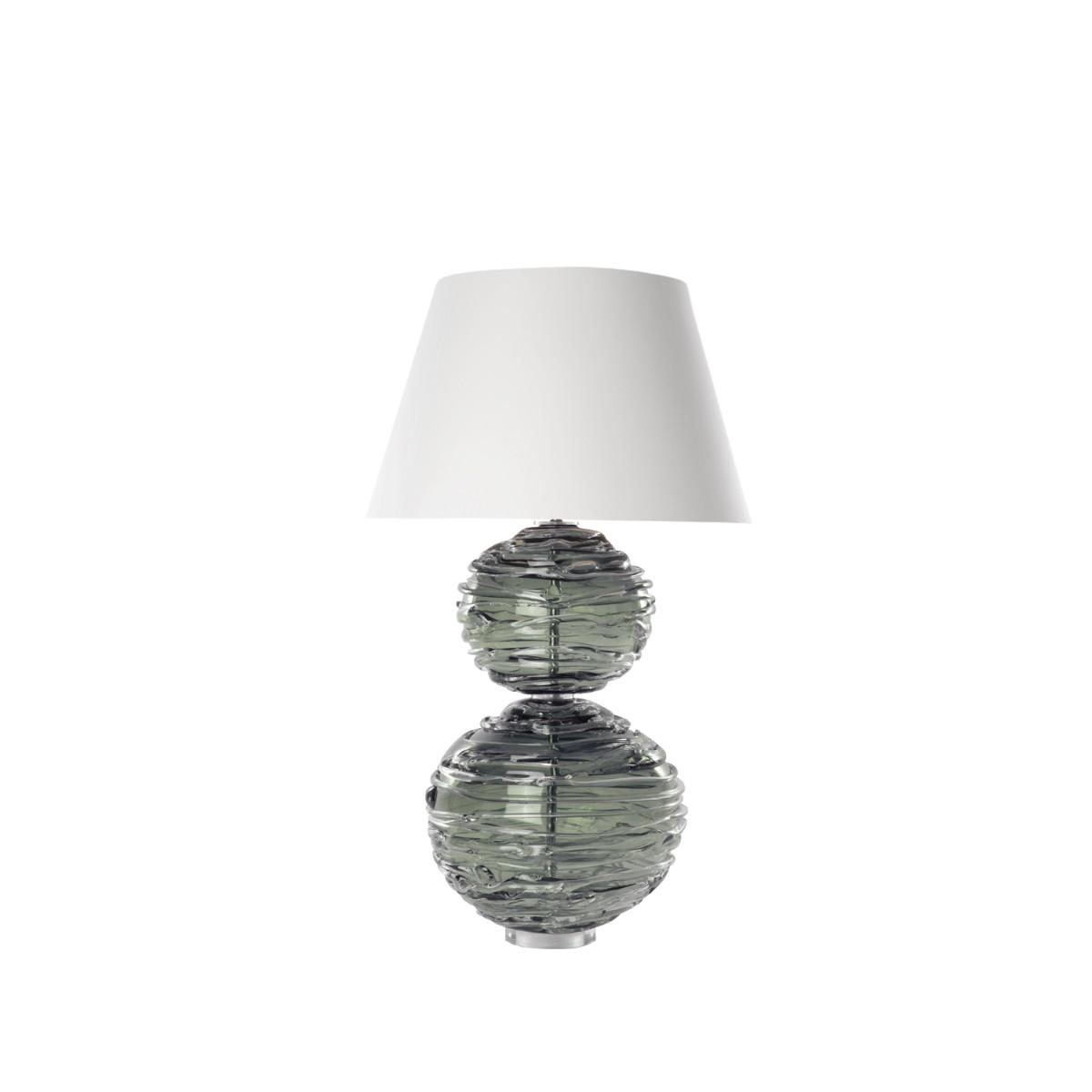 William Yeoward   Alfie Table Lamp Sage