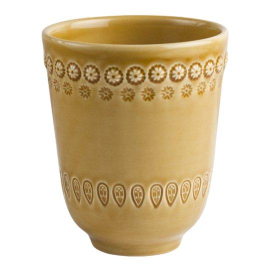 PotteryJo - Daisy Mugg 35 cl Sienna