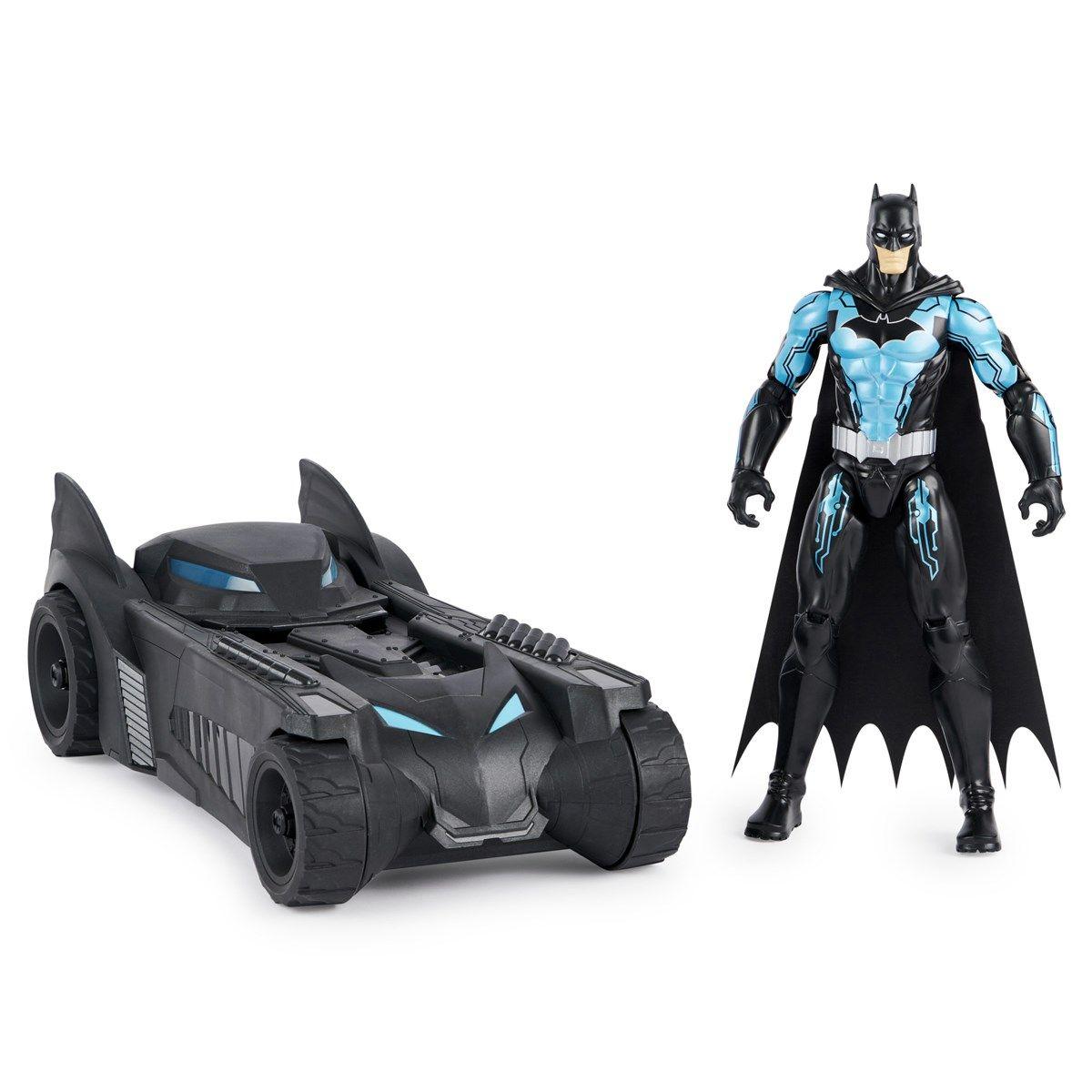 Batman - Value Batmobile with 30 cm Figure (6058417)