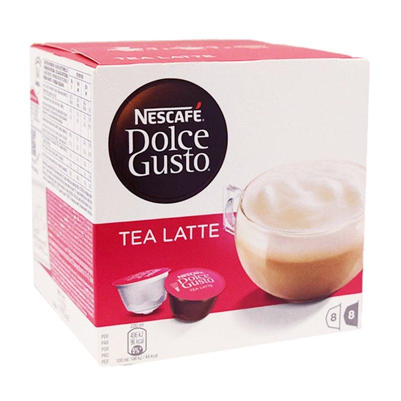 "Tekapslar ""Tea Latte"" 16st - 45% rabatt"