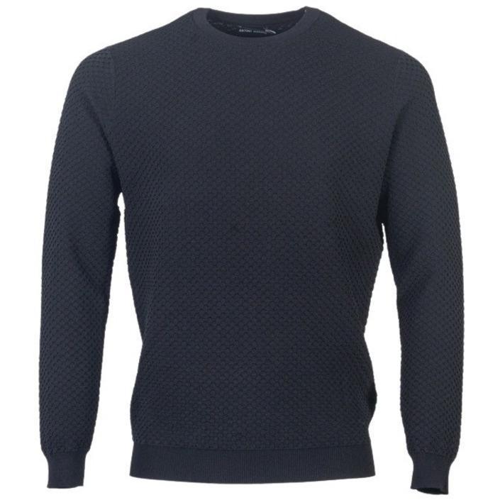 Antony Morato - Antony Morato Men Knitwear - black M