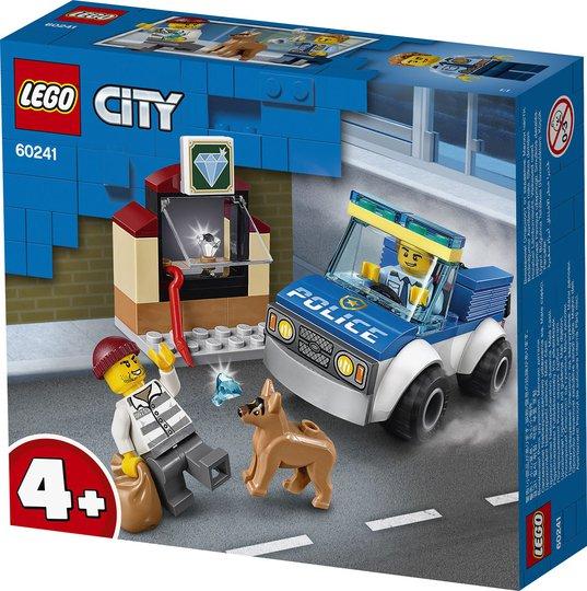 LEGO City Police 60241 Polisens Hundenhet