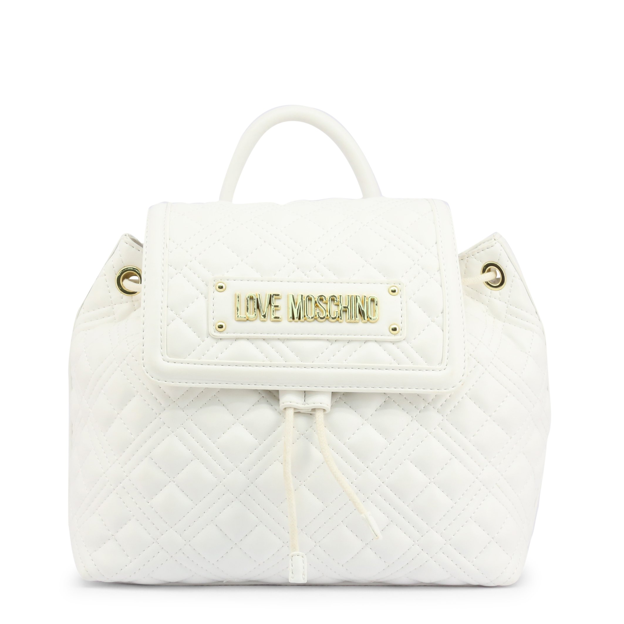 Love Moschino Women's Backpack Pink JC4009PP1CLA0 - white NOSIZE