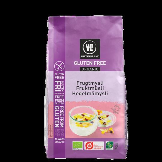 Fruktmüsli glutenfree, 400 g