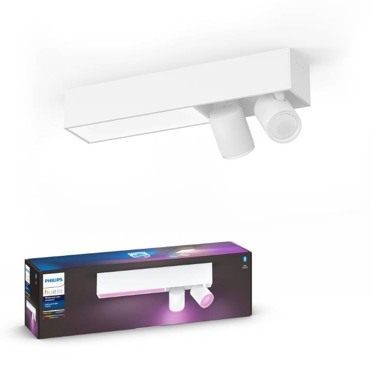 Philips Hue - Centris 2L-Spot Ceiling light - White & Color Ambiance