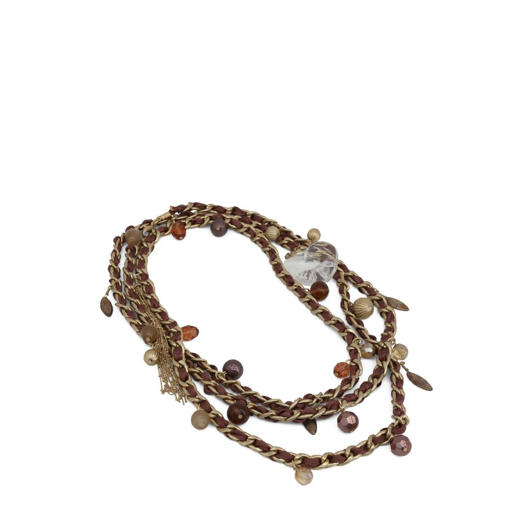 Guess Women's Necklace Brown UF306200 - brown NOSIZE