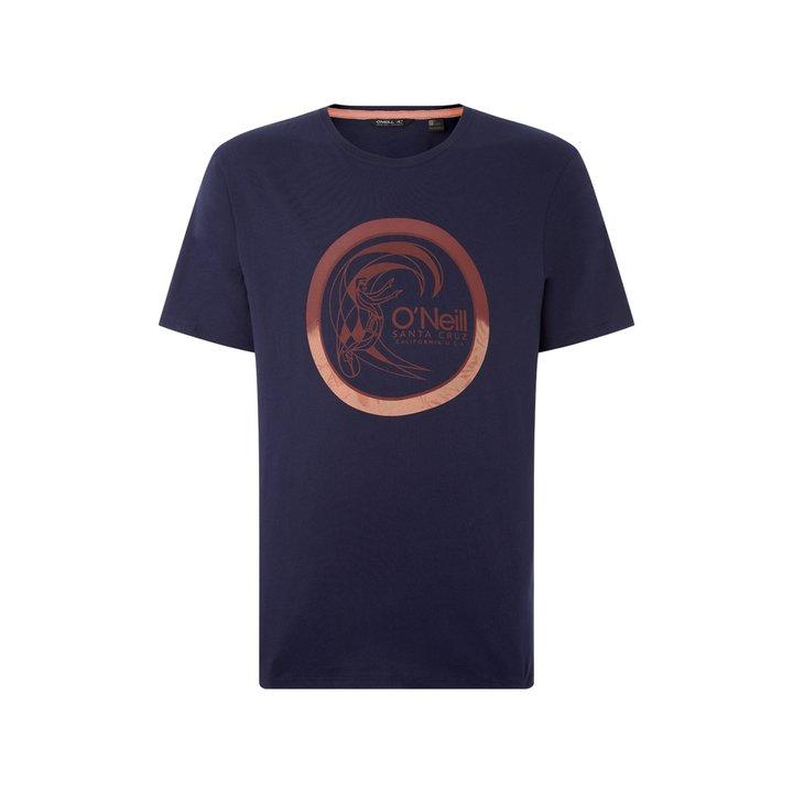 O'Neill Men's LM Circle Surfer T-Shirt Various Colours 8719403621416 - S Scale