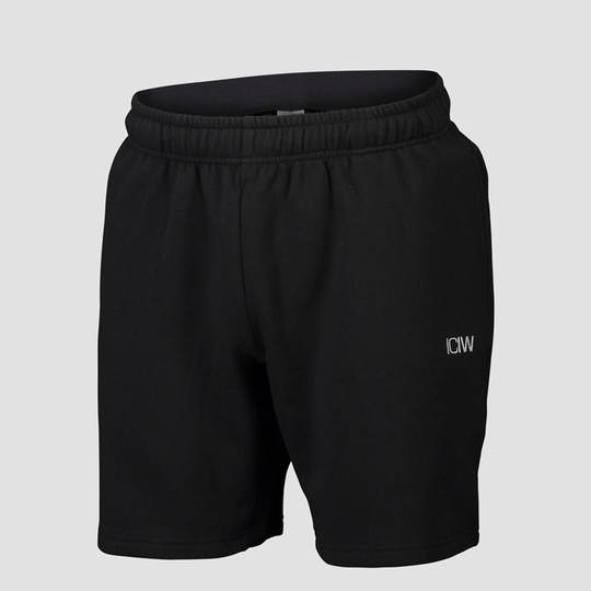 Essential Sweat Shorts, Black
