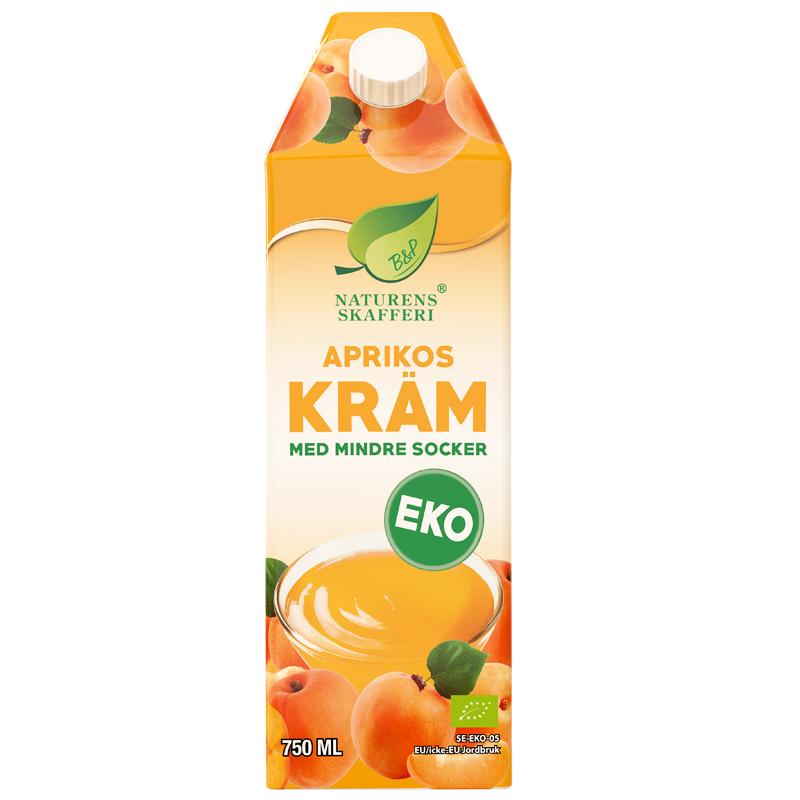 Eko Aprikoskräm - 16% rabatt