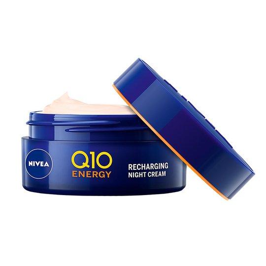 Q10 + C Night Cream, 50 ml Nivea Päivävoiteet
