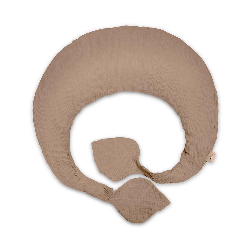 That's Mine - Nursing Pillow Cover Large - Brown (NPC68)