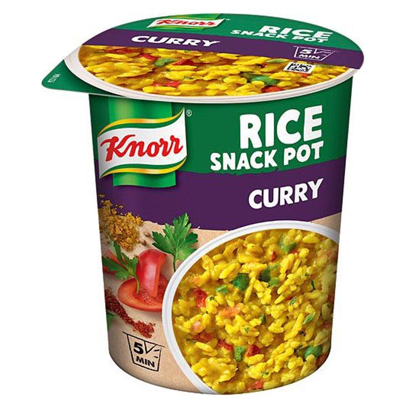 Ris Snack Pot Curry - 19% rabatt