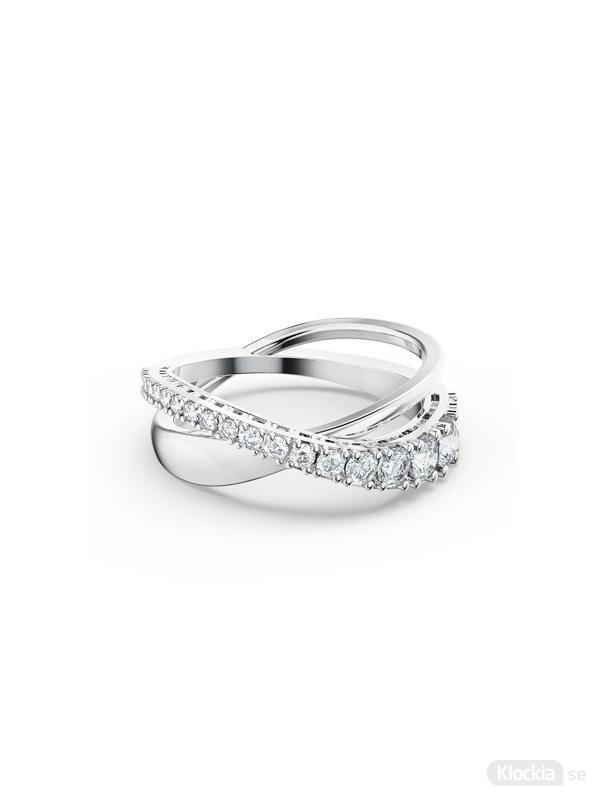 Swarovski Ring Twist Rows 18.3mm 5572718