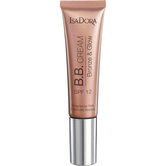 BB Cream Bronze & Glow, 35 ml IsaDora Meikkivoiteet