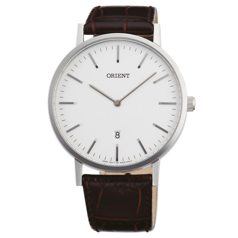 Orient Men's Watch Silver FGW05005W0