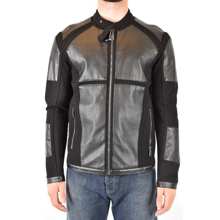 Bikkembergs Men's Jacket Grey 181274 - grey 50