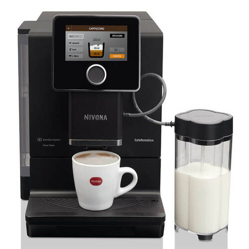 Nivona Caferomatica 960 Espressomaskin - Svart