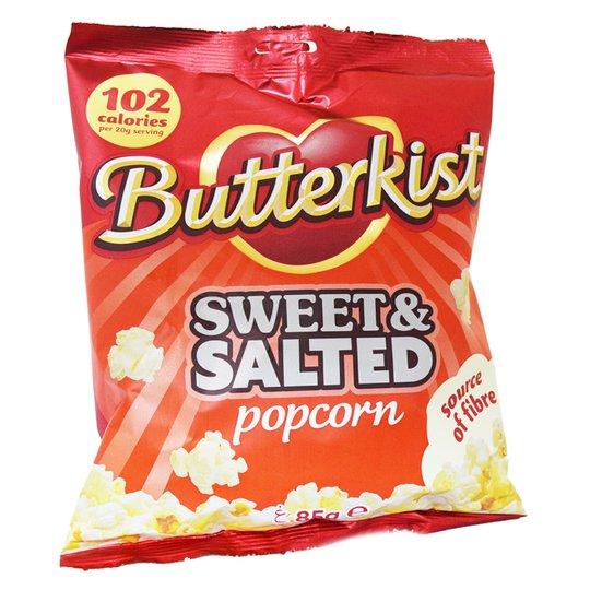 Popcorn Sockrade & Saltade - 63% rabatt