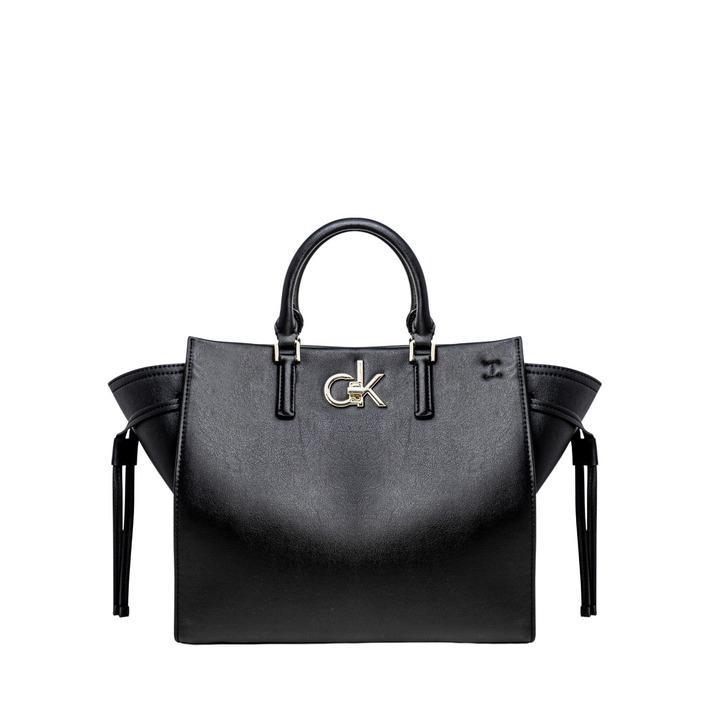 Calvin Klein Women's Handbag Black 285741 - black UNICA