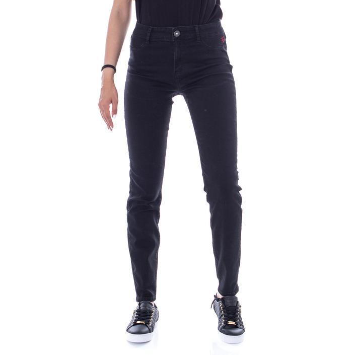 Desigual Women's Jeans Black 187878 - black W24