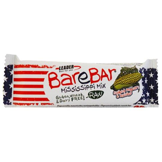 """Bar """"Raisin & Popcorn"""" 40g - 70% rabatt"""