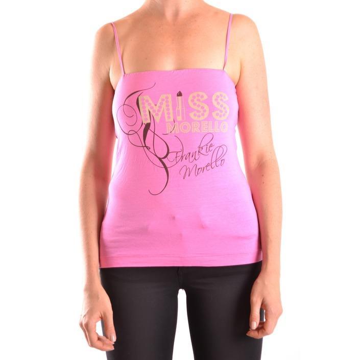 Frankie Morello Women's Top Pink - pink S