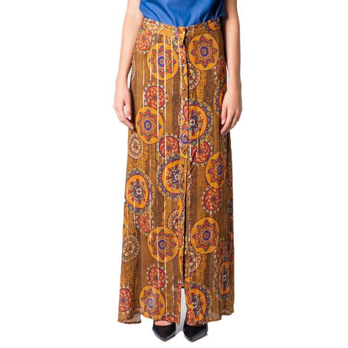 Desigual Women's Skirt Multicolor 175874 - multicolor 38