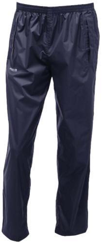 Regatta Unisex Stormbreak Waterproof Over Trouser Various Colours L_W308 - Navy S
