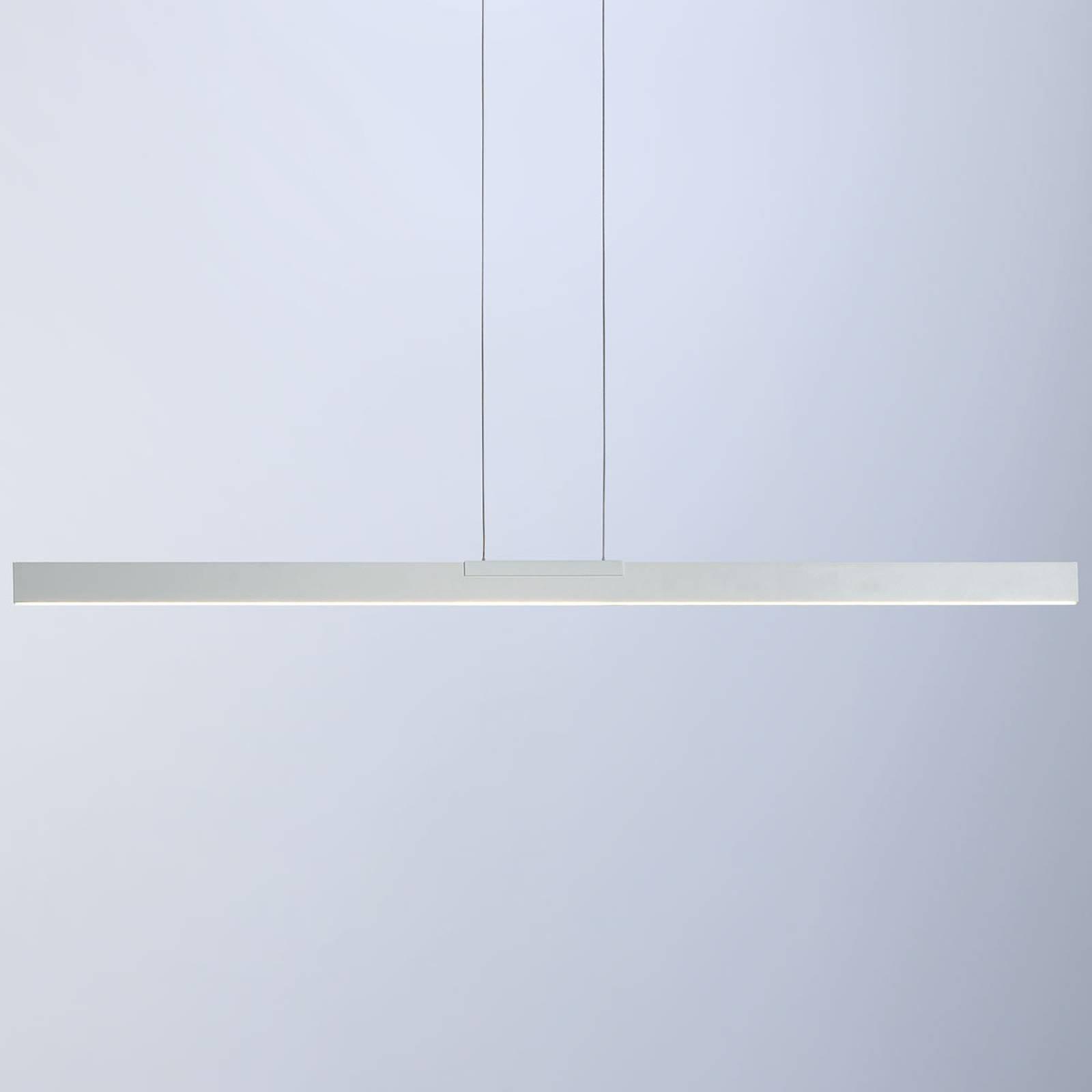 Bopp Nano -LED-riippuvalaisin, valkoinen 140 cm
