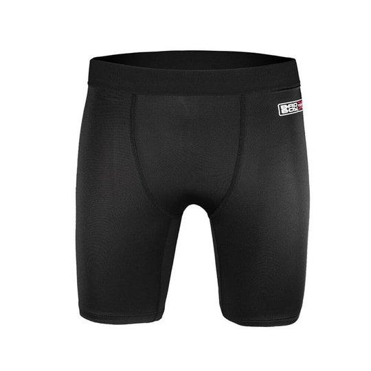 Bad Boy X-Train Compression Shorts, Black