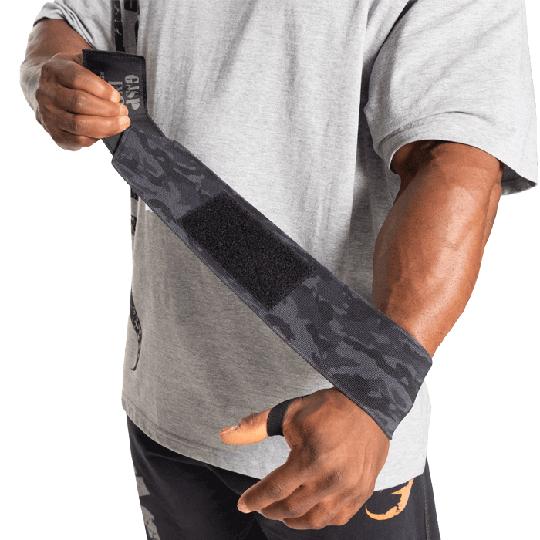 """HD wrist wraps 18"""" Dark Camo"""