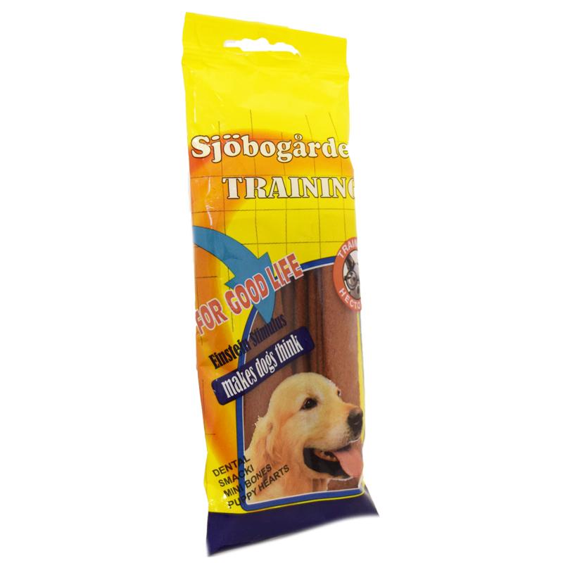 Belöningsbitar För Hundar Röda Sticks - 55% rabatt
