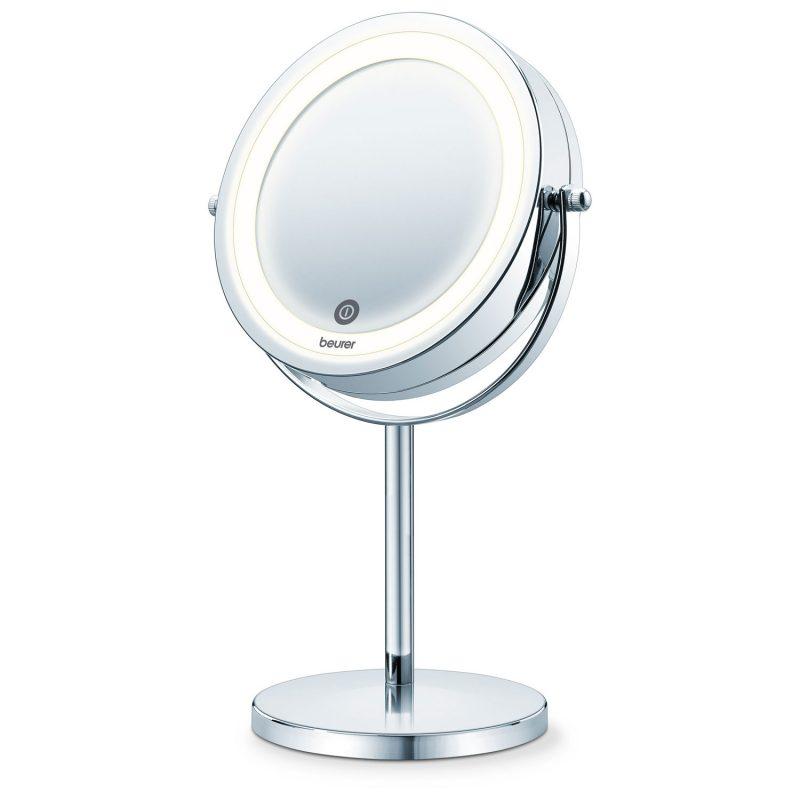 Beurer - BS 55 Illuminated Cosmetics Mirror - 3 Years Warranty