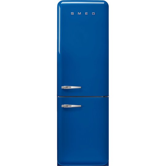 Smeg FAB32RBE5 Kylskåp/frys blå