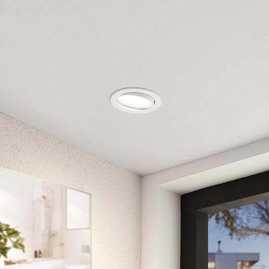Arcchio Katerin -LED-uppovalaisin, käännettävä