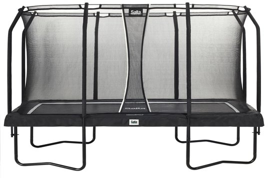 Salta Premium Black Edition Trampoline 396x244 cm, Svart