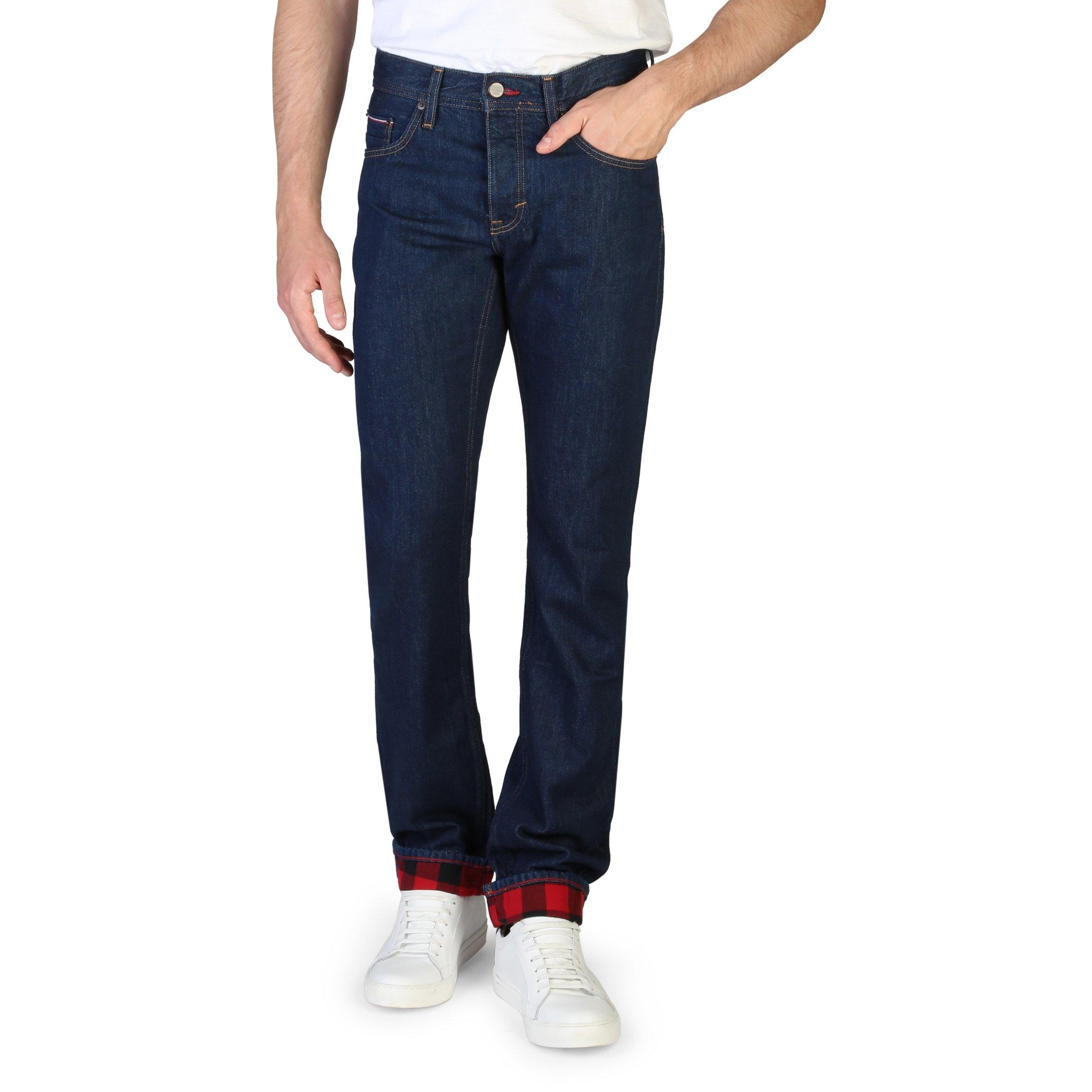 Tommy Hilfiger Men's Jeans Blue MW0MW08115 - blue-1 38