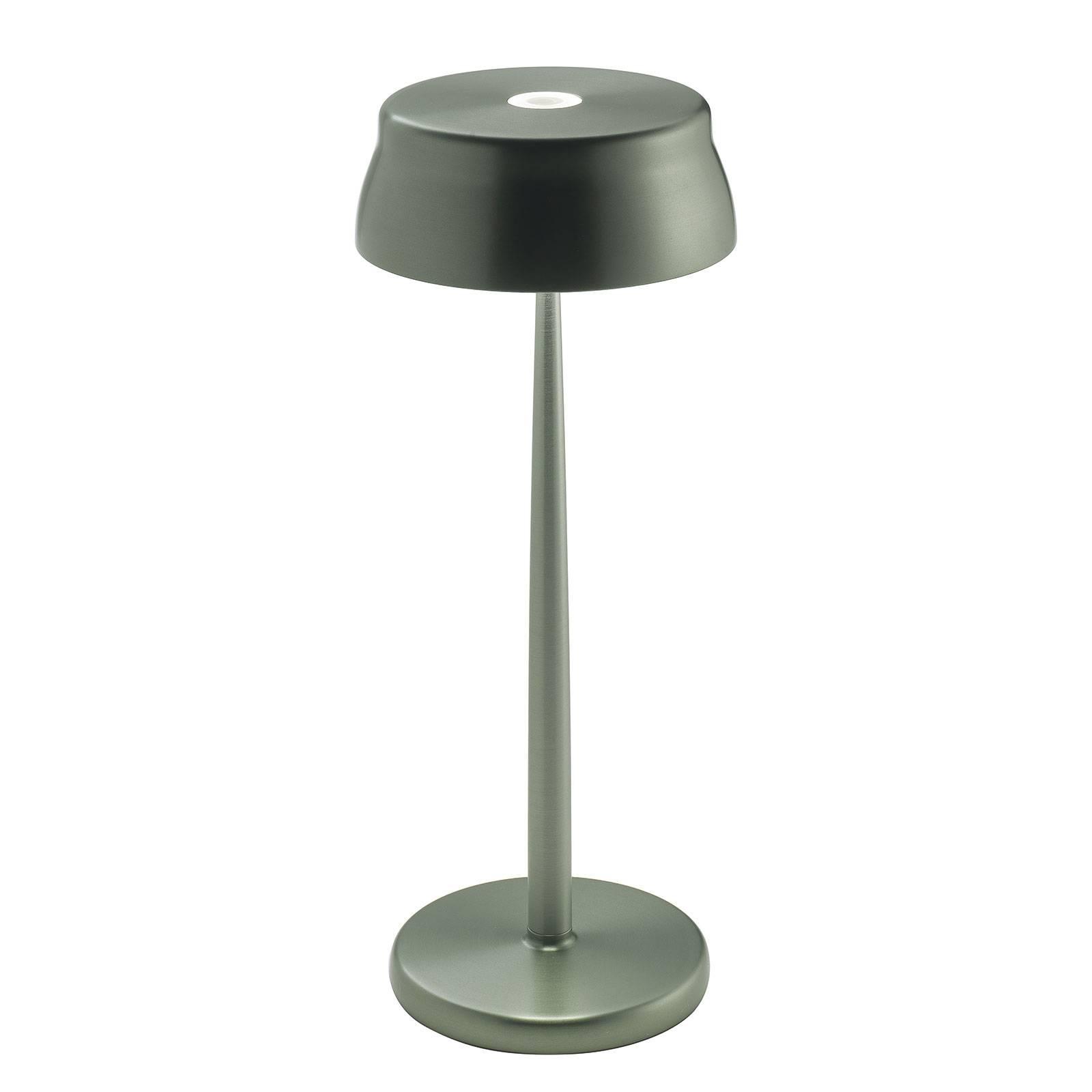 Sister Light -LED-pöytälamppu, himmennys, vihreä