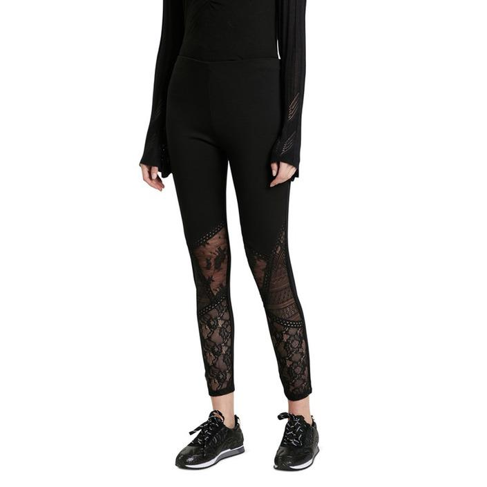 Desigual - Desigual Women Trousers - black L