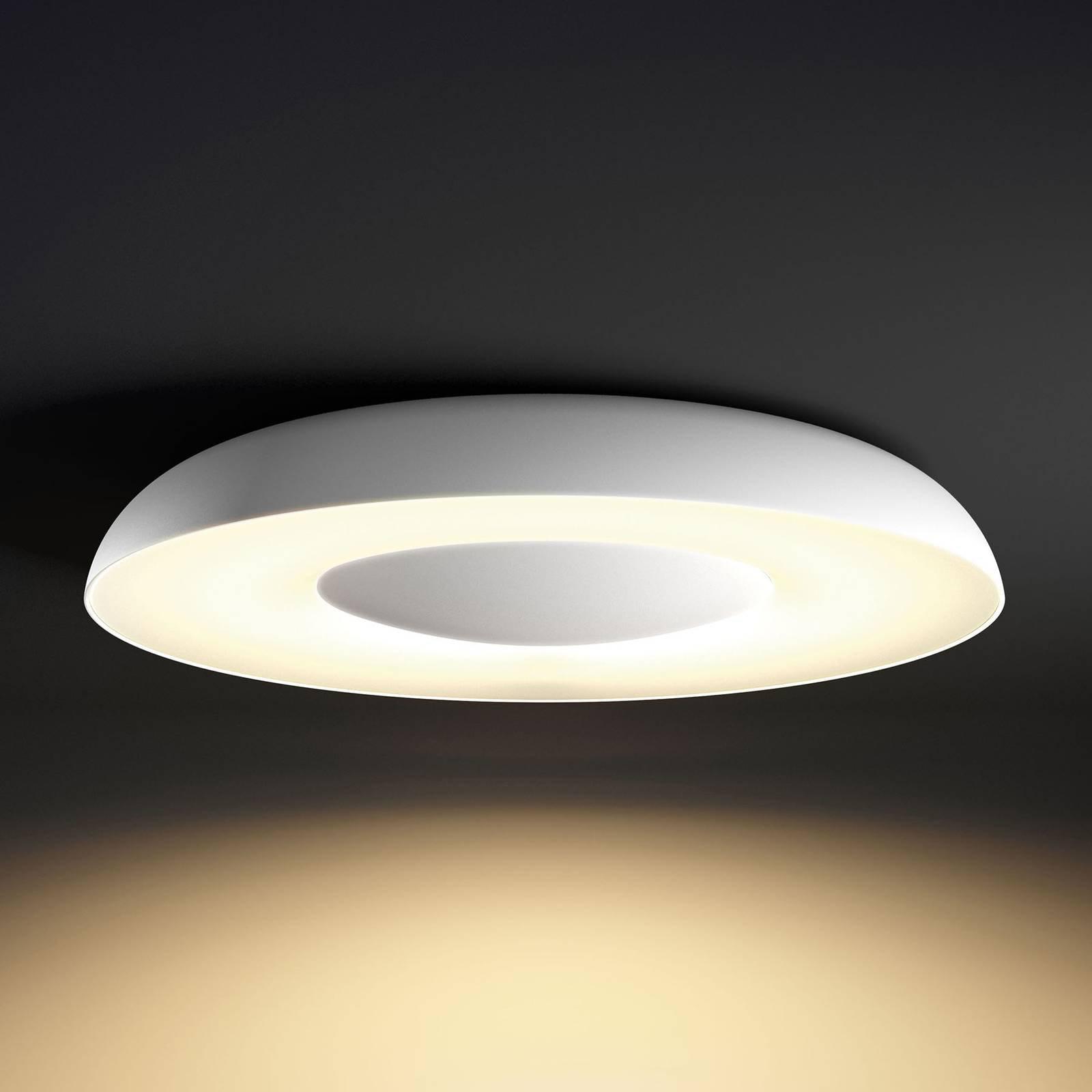 Philips Hue White Ambiance Still taklampe, hvit