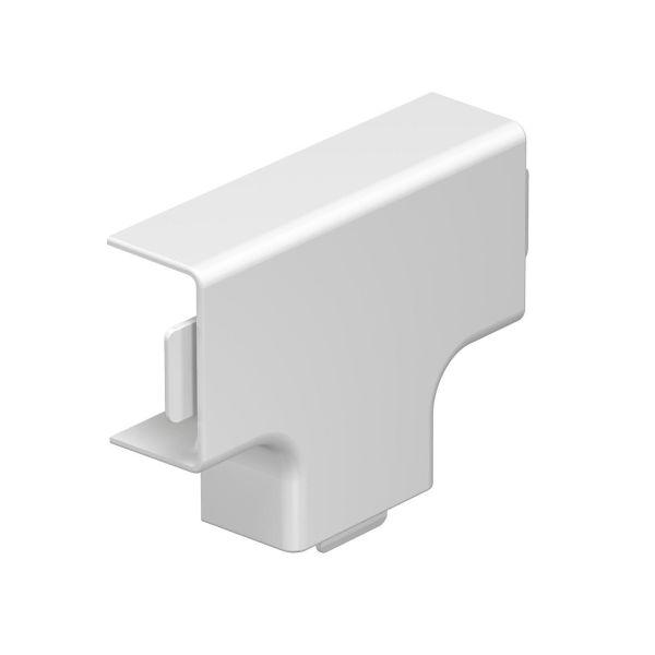 Obo Bettermann 6175690 T-kappale halogeeniton, valkoinen 20 x 30 mm