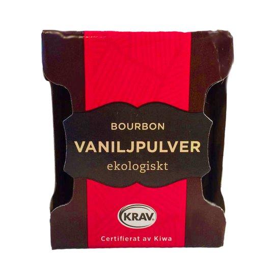 Vaniljpulver - 20% rabatt